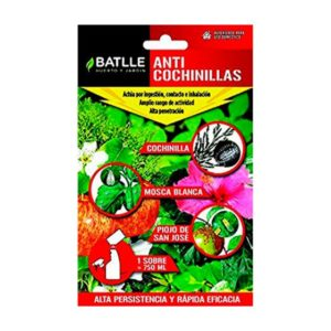 INSECTICIDA ANTI COCHINILLAS. 0,5ML, BATLLE